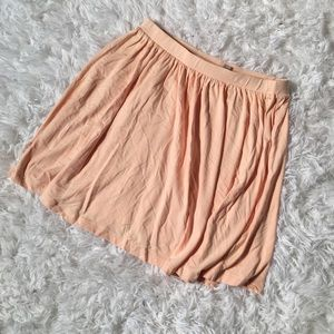 ASOS Peach Skirt